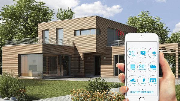 Ovládání domu pomocí chytrého telefonu