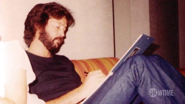Film Eric Clapton: Life in 12 Bars bude v televizi uveden napřesrok.