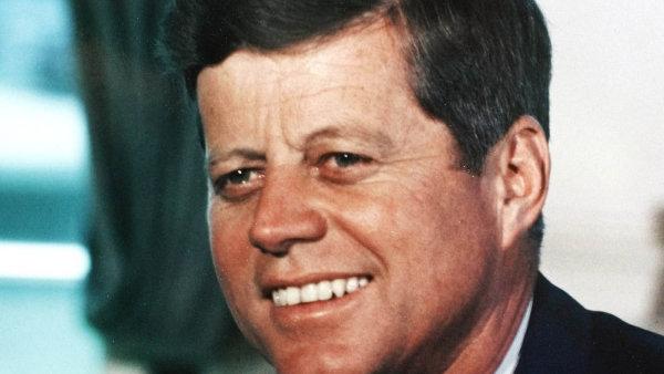 John F. Kennedy, prezident, jehož konec změnil USA.
