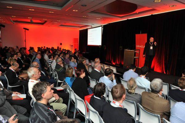 Konference společnosti Oracle