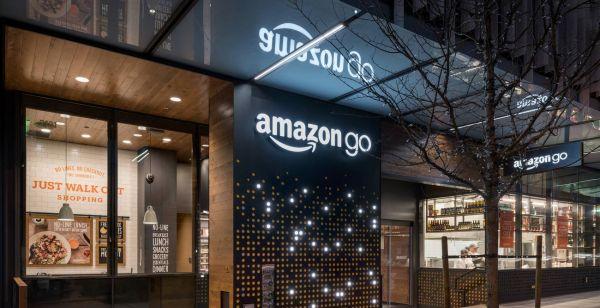 Obchod Amazon Go