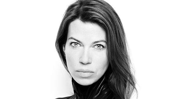 Andrea Běhounková, šéfredaktorka časopisu Vogue Česká republika a Slovensko