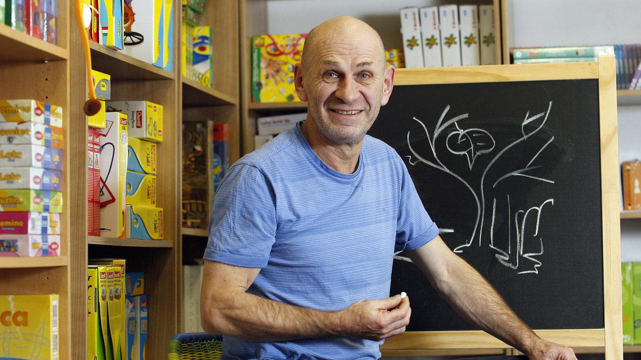 Ondřej Šteffl - ředitel společnosti Scio.