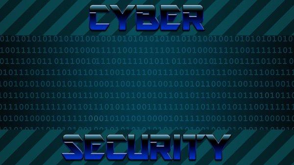 Cyber security, kybernetická bezpečnost, ilustrace