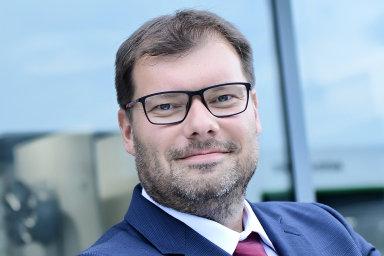 Radek Donner, generální ředitel pro retail skupiny Auto Palace v České a Slovenské republice
