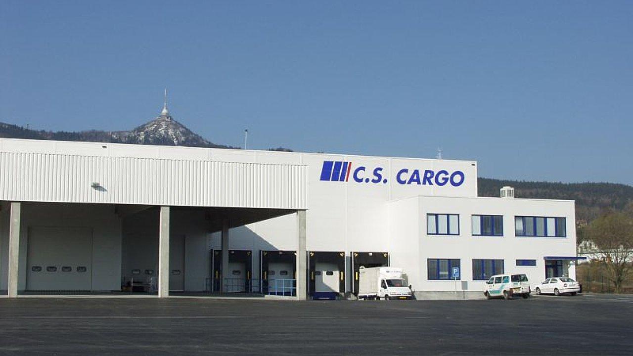 Budova C.S. Cargo.