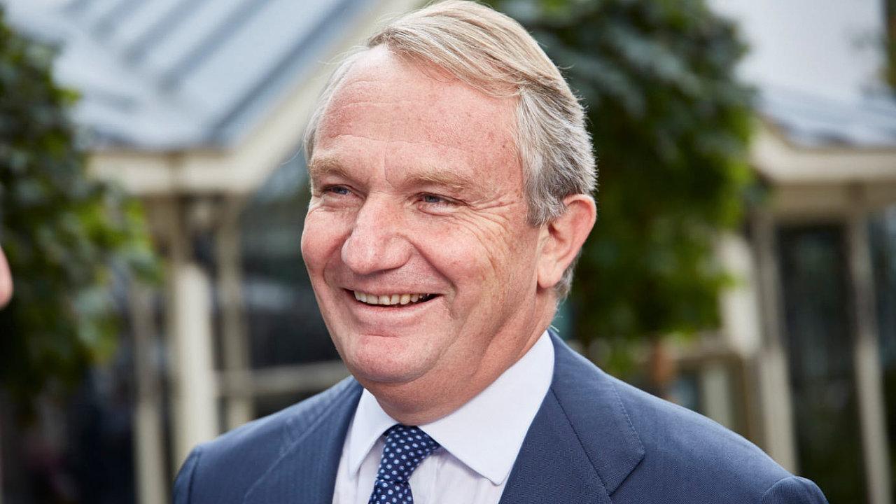 CEO společnosti Aegon Alex Wynaendts.