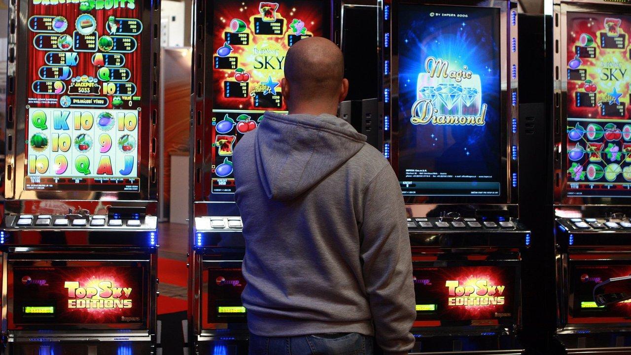 Obce hazard nechtějí. Ilustrační foto.