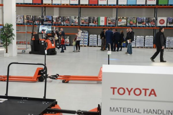 Loňské Toyota Demo Days