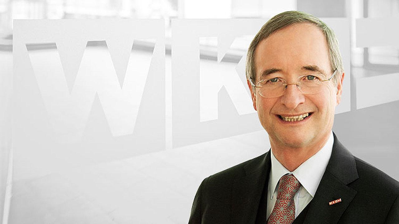Kritika Evropské unie musí být konstruktivní, nikoli destruktivní, míní Christoph Leitl.