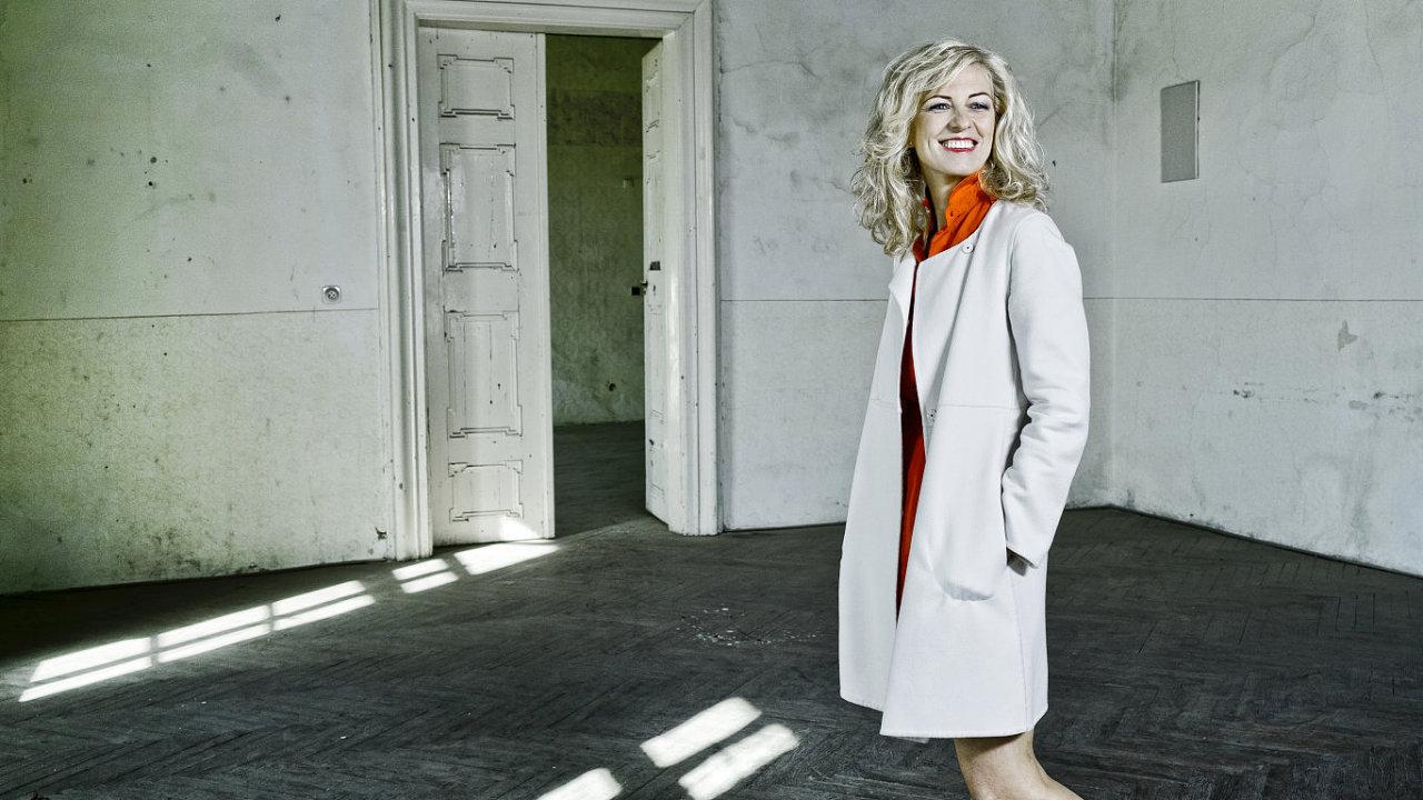 Bankéřka Ivana Leidlová