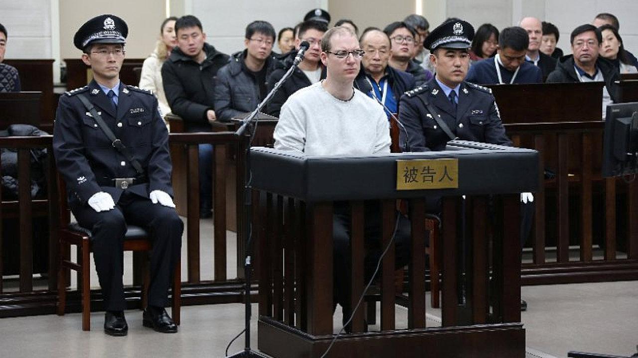 Kanaďan Robert Lloyd Schellenberg, kterého čínský soud v pondělí odsoudil za pašování drog k trestu smrti, se proti rozsudku odvolá.
