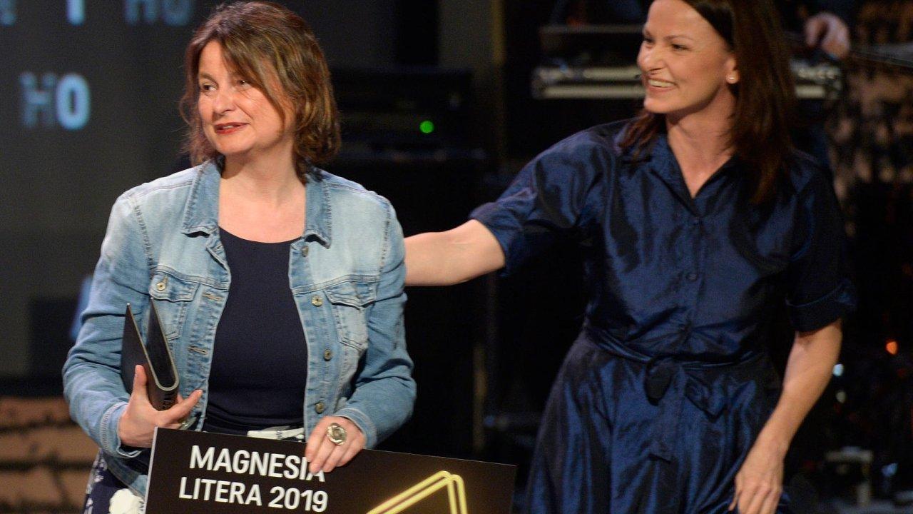 Magnesia Litera 2019 Radka Denemarková