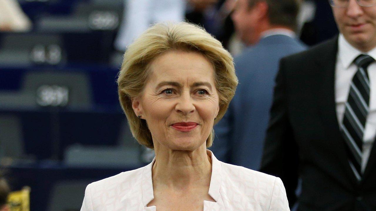 Rétorka a taktička. Nová šéfka EK oplývá uměním komunikovat s veřejností a dokázala i přesvědčit europoslance.