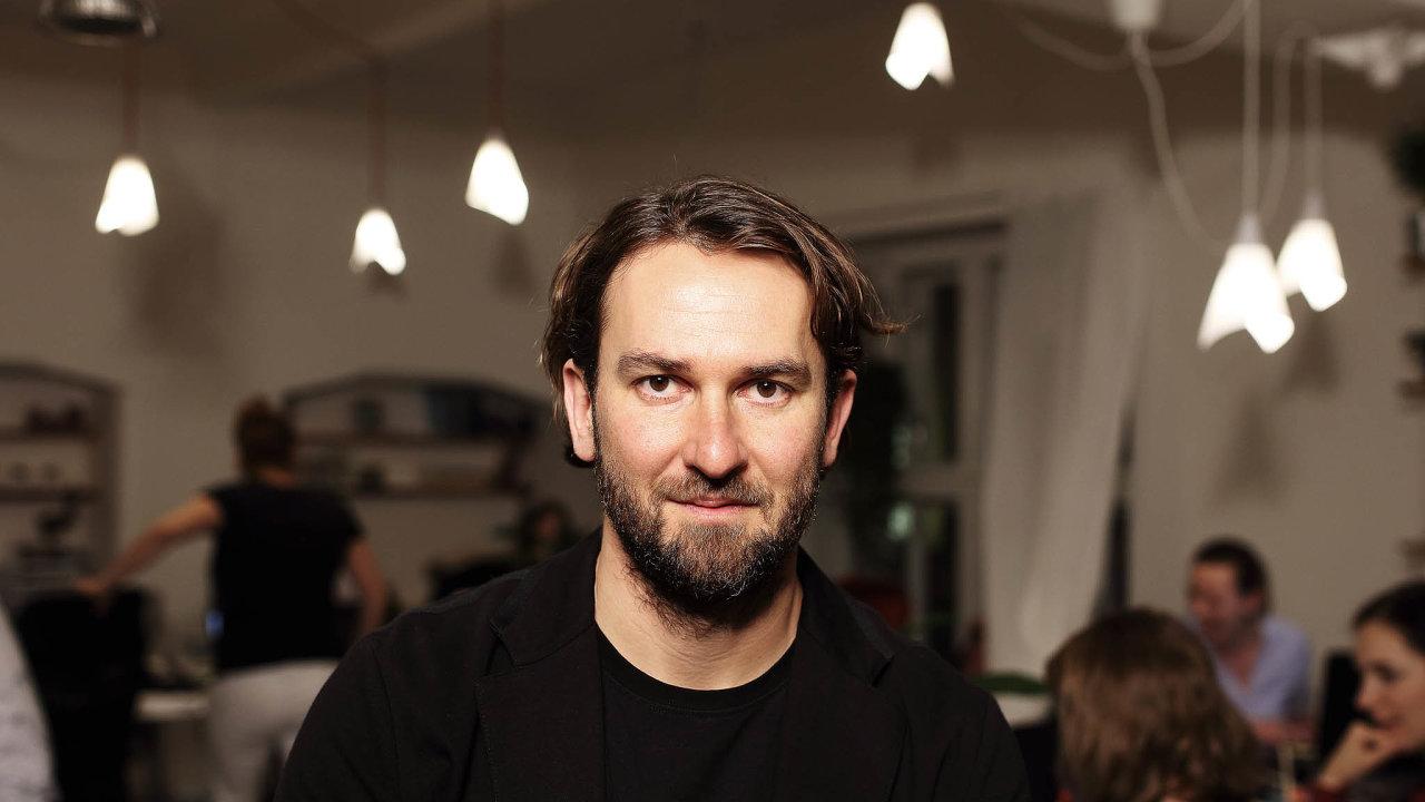 Šéf má plány. Martin Pejša, majitel Creative Docku, věří v úspěch na velkých trzích, například francouzském a italském.