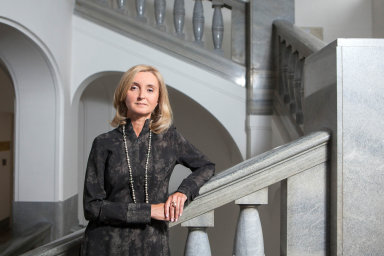 Monika Novotná: Jak se začal rozšiřovat počet advokátek, tak se dobudoucna bude rozšiřovat ipočet partnerek kanceláří.