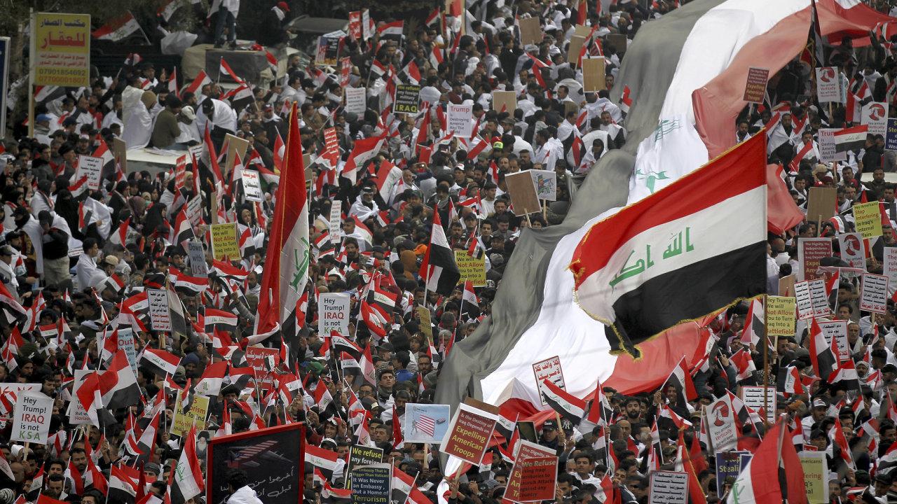 Irák Bagdád