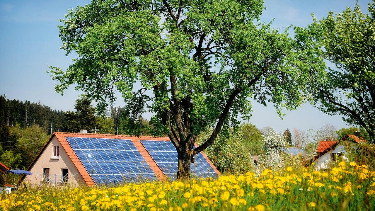 Obnovitelné zdroje lze využít téměř kdekoliv.