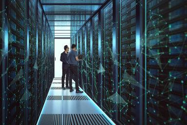 Evropa nemá celosvětově úspěšného cloudového poskytovatele. Evropané tak většinou svá data ukládají uamerických obrů.