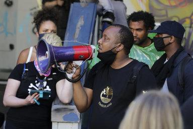 """Policie v Seattlu ruší """"autonomní zónu"""" demonstrantů. Ve vazbě je více než třicet protestujících"""