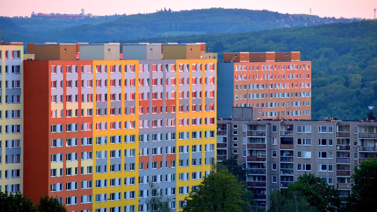 Praha byty