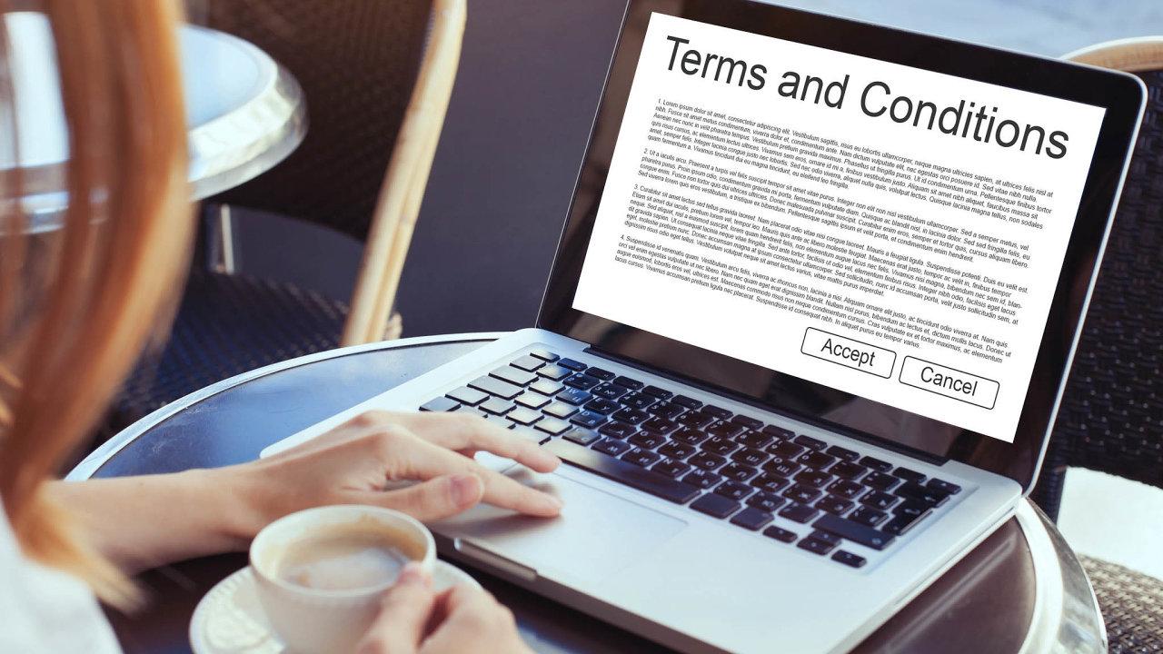 Bez souhlasu odejdi: Vynucování souhlasu se sběrem dat nawebu kritizoval Evropský sbor pro ochranu osobních údajů.