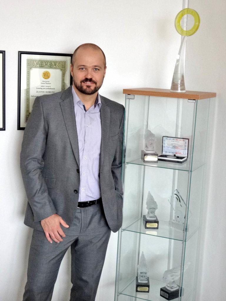Pavel Doležel,obchodní ředitel,ALD Automotive