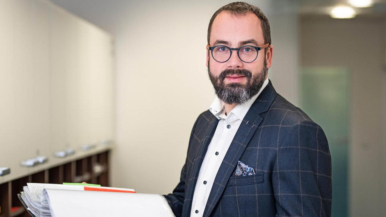 Advokát Vratislav Urbášek