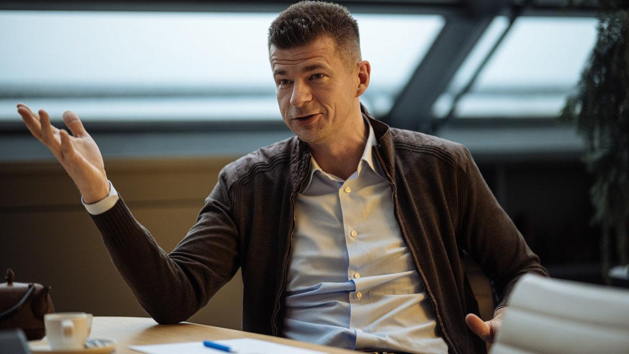 Martin Vohánka - zakladatel a spolumajitel W.A.G. payment solutions