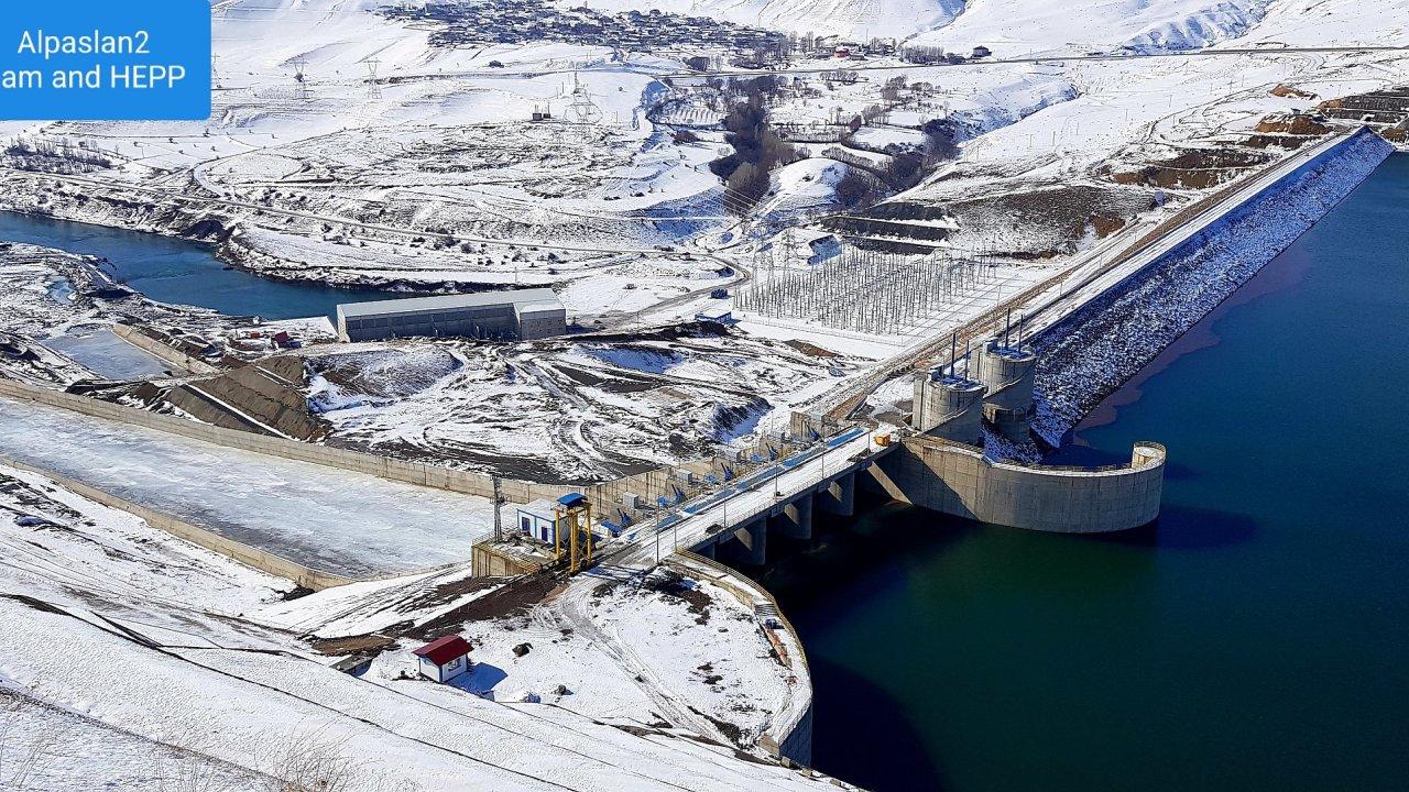 Vodní elektrárna Alpaslan 2.