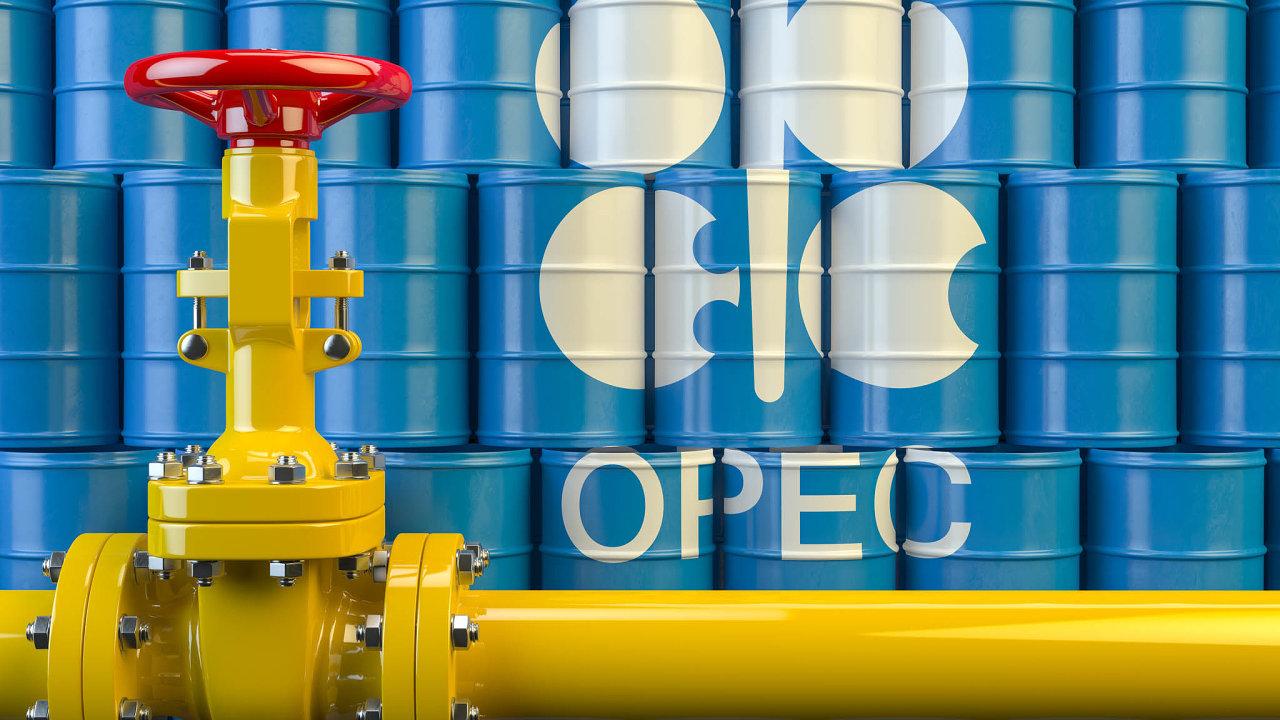 Cenová válka může zvednout ceny ropy.