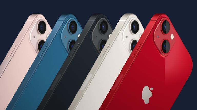Barvy prodávají a Apple má s barvami dobrý vkus