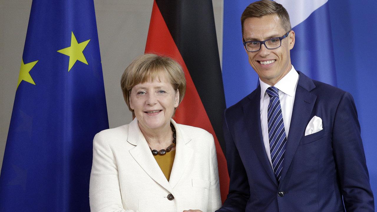 Podle Alexandera Stubba byla Angela Merkelová možná vůbec nejlepší krizovou manažerkou, jakou kdy Evropa měla.