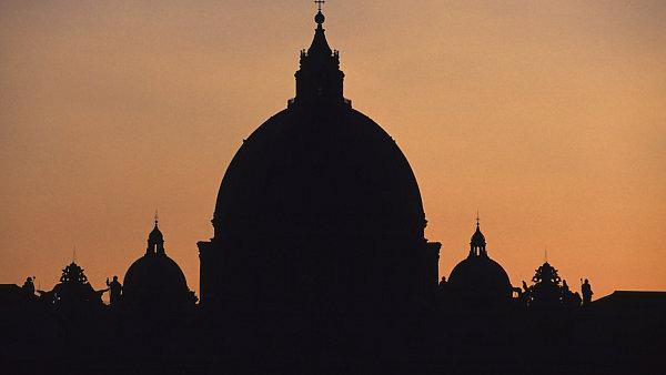 Ilustrační foto - Katedrála v Římě.