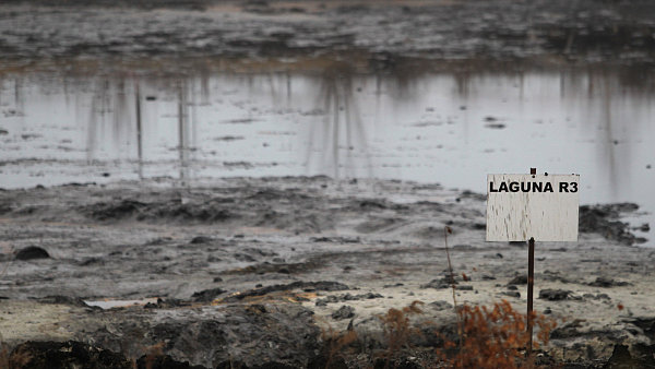 Ropné laguny, Ostrava