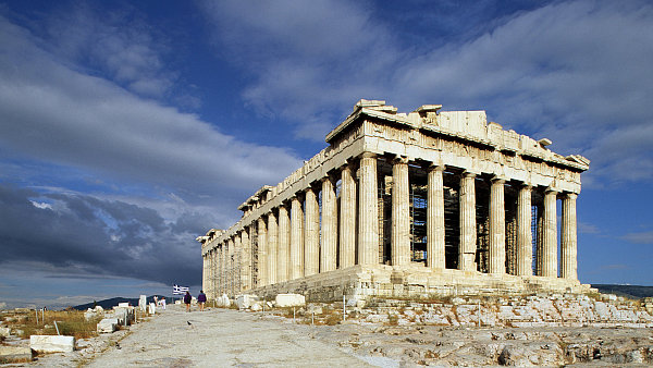 Řecko, ilustrační foto