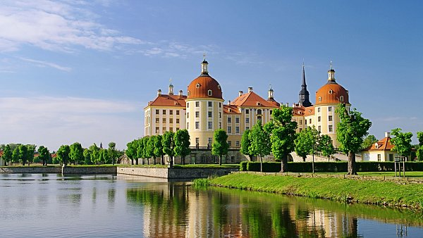 Sasko nejsou jen Dr��any, ale t�eba i lu�ickosrbsk� m�sto Bautzen