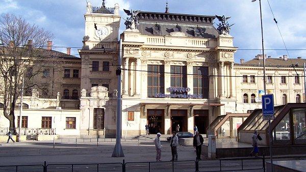 Policie evakuovala brněnské hlavní nádraží - Ilustrační foto.