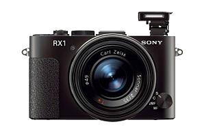 Sony začíná fotorevoluci: Plnoformátový snímač v těle kompaktu a další novinky