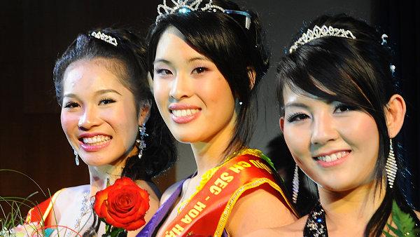 Miss Vietnam ČR.