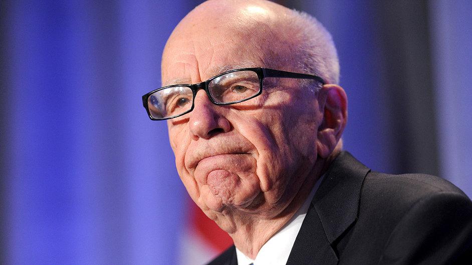 Vydavatelství News Corp. Ruperta Murdocha se rozdělilo do dvou společností.
