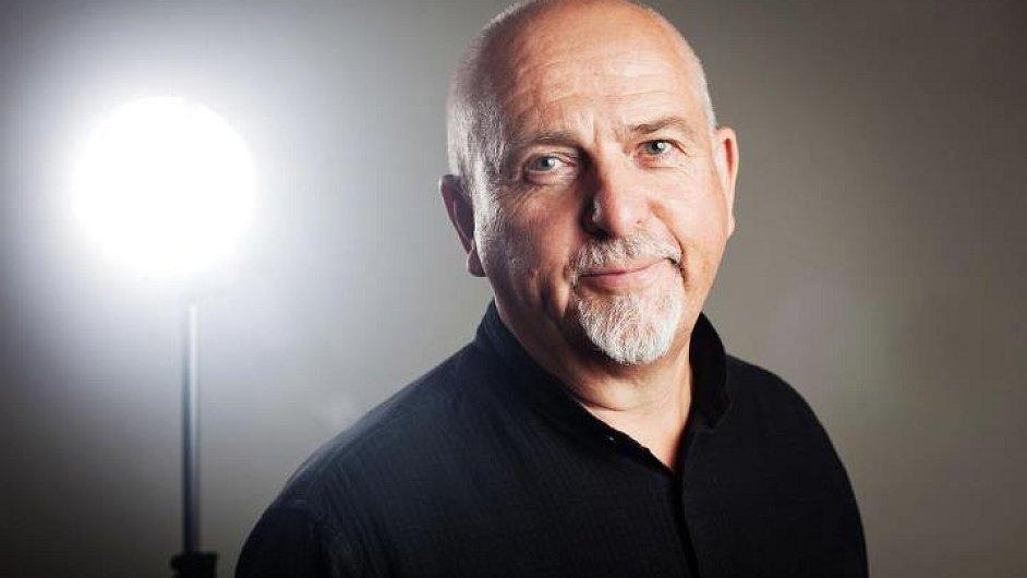 Peter Gabriel své album So v Praze zahraje od začátku do konce takřka v celé původní sestavě.