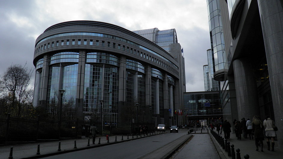 Budova Evropského parlamentu