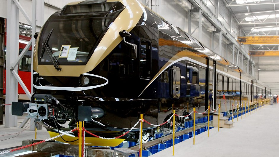 Leo Express - podle týdeníku Ekonom investice roku 2012