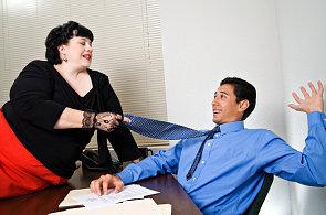 Práce. Diskriminace na pracovišti. Ilustrační foto