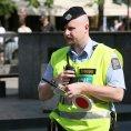 Dopravn� policie, ilustra�n� foto