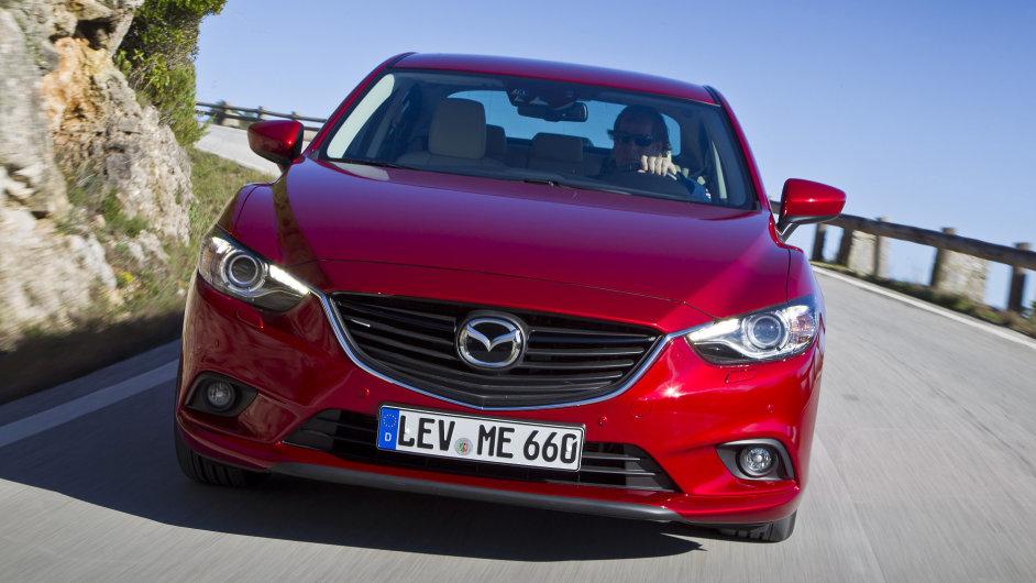 Nová Mazda 6