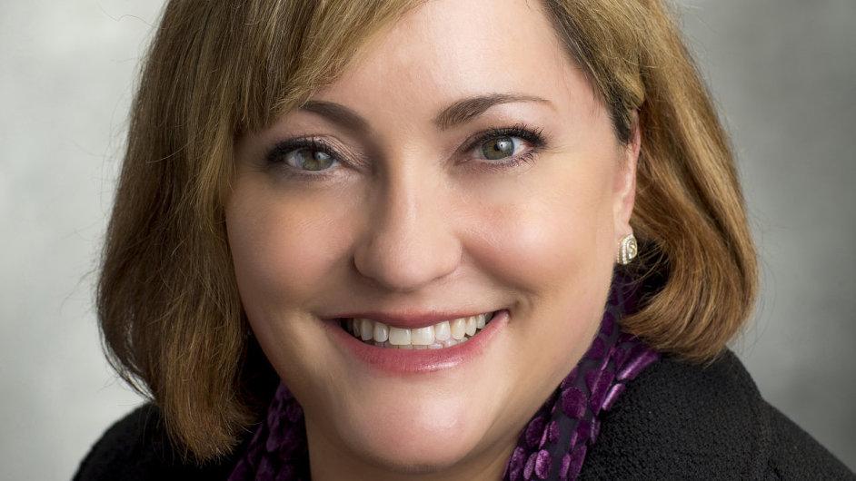 Renée Jamesová, prezidentka společnosti Intel