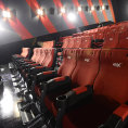 4DX kino v Cinema City Nov� Sm�chov