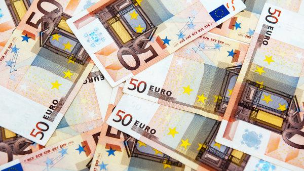 Výnosy dvouletých německých dluhopisů se propadly až na rekordní minimum - Ilustrační foto.